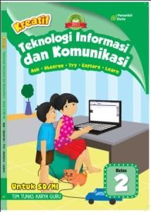 buku TIK SD kelas 2 - penerbit Duta