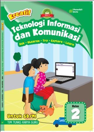 buku TIK SD kelas 1 - penerbit Duta