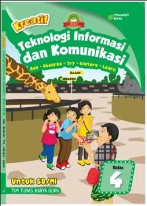 buku TIK SD kelas 4 - penerbit Duta