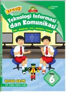 buku TIK SD kelas 6 - penerbit Duta