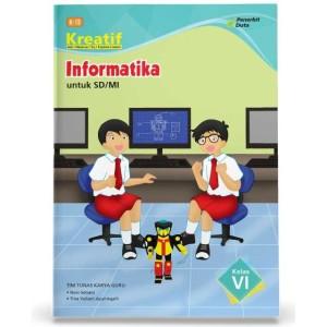buku kreatif informatika sd kelas 6